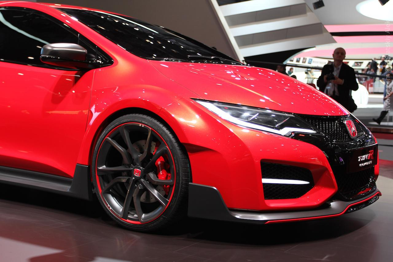 2019 Honda Civic Type R Concept | Car Photos Catalog 2019