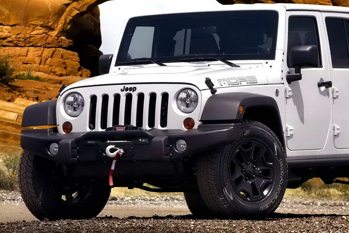 2019 Jeep Wrangler Unlimited Moab | Car Photos Catalog 2019