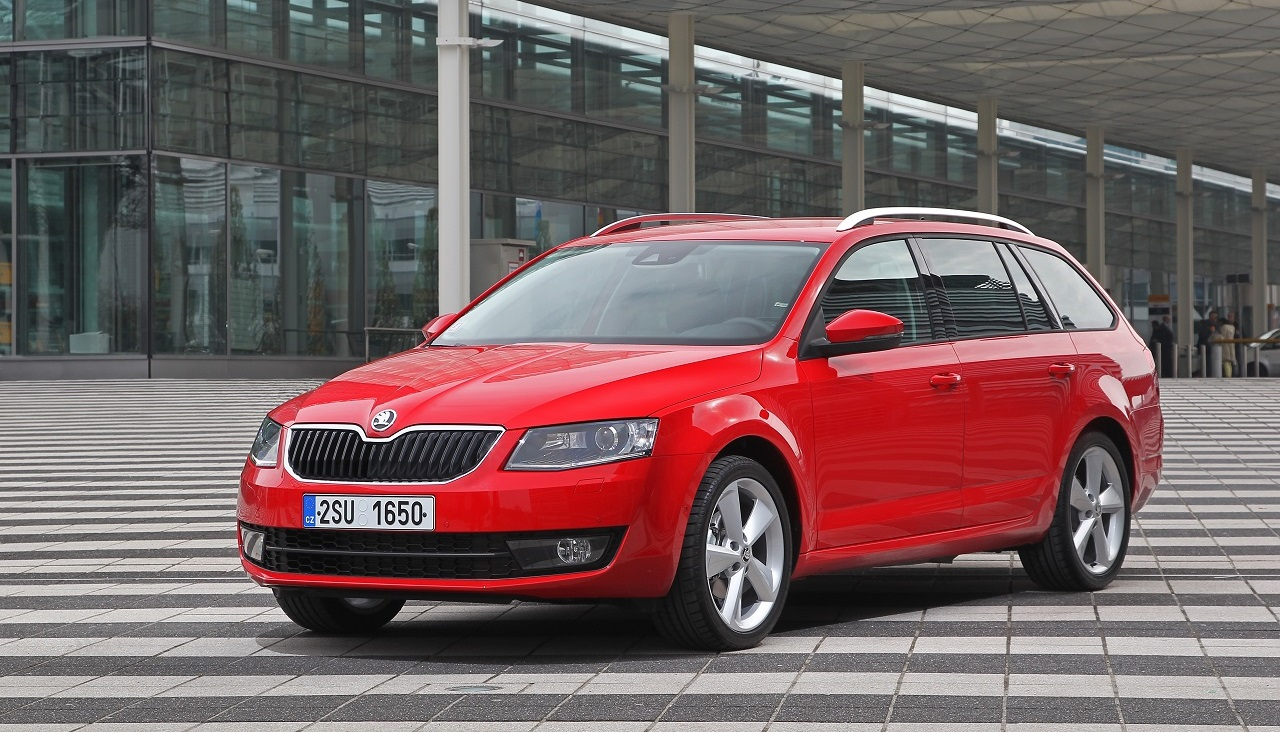 2019 Skoda Octavia Combi | Car Photos Catalog 2019